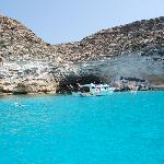 This is why you come to Lampedusa - its all about the water.