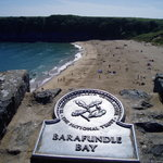 Barafundle Beach