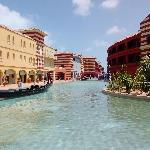 Lagoon in the Hotel