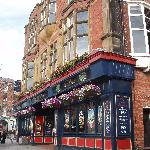 "Nice pub in the corner ""The Lord Rosenberg"""