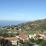 View from Pepperdine