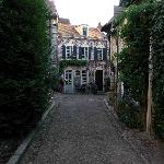  Bourbon-Lancy Old Town