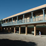  Guadalupe Inn-Main wing, parking below
