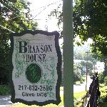 Foto de Branson House Bed & Breakfast