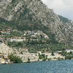  Hotel as seen from Limone town