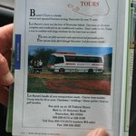 Barrett's Tours