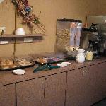 Low quality, poor choice breakfast bar