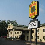 Super 8 Motel Port Clinton Foto