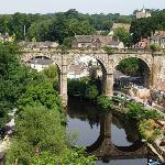 The classic image of Knaresborough