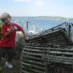 Old Lobster Traps