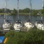 Foto de Inn at Rivers Edge Marina