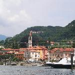  Laveno and the car Ferry