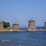  Moulins de Chios capitale