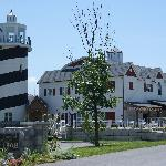 Clubhouse & Lighthouse