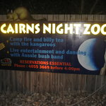 ‪Cairns Night Zoo‬