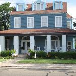 Hudspeth House Bed and Breakfast resmi