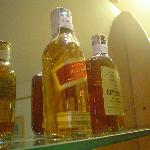 Whisky for your temptation