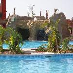 One of the fantastic pools