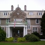 Front of Blithewold