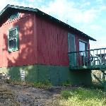 Cabin #5 Side View