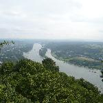  View from Drachenmals
