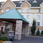 Hotel Chateau-Bromont
