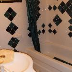 Done up bathroom
