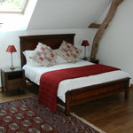 OUr bedroom, hayloft