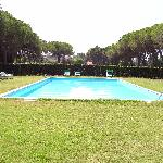  Piscina paradisiaca