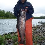 44 lbs. King on the Kenia