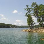 Lewis-Smith Lake & Dam