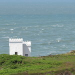  Ekins Tower at South Stack Lighthouse-perfect for Puffin viewing