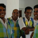  The Waiters from The Waterside Restaurant, Bentota