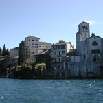 San Giulio Island
