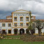 Photo de Hotel Cortijo Santa-Cruz