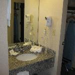  Sink area, room #235