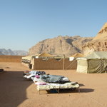 Al Zawaideh Desert Camp at Wadi Rum