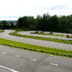 Go Karts at Butterfly World, 2 mins away from Motel, at Moutain Road, Moncton, location