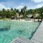 Photo of Bora Bora Beach Resort