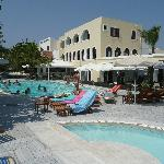  Veduta piscine hotel