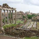 Roman Forum from the Capitoline Hill