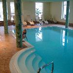  Pool und Wellnessbereich Haus C