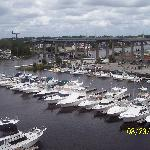 Marina View from Balcony