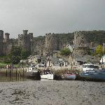  Conwy Castle