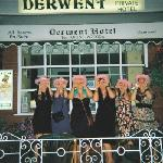 The Derwent Blackpool resmi