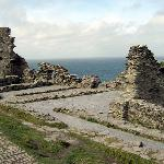 Castle at Tintagel