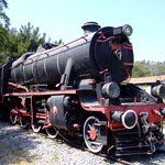 Camlik Locomotive Museum (amlk Buharl Lokomotif Mzesi)