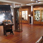 A view inside the Museum