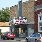  The quaint old movie house