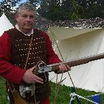 Black powder before the Flintlock